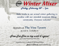 ICORR Winter Mixer at The Coralville Vine on Feb 28, 2014 at 7pm